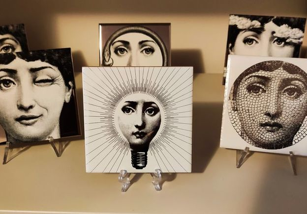 The girl with 1000 faces: the story of Fornasetti