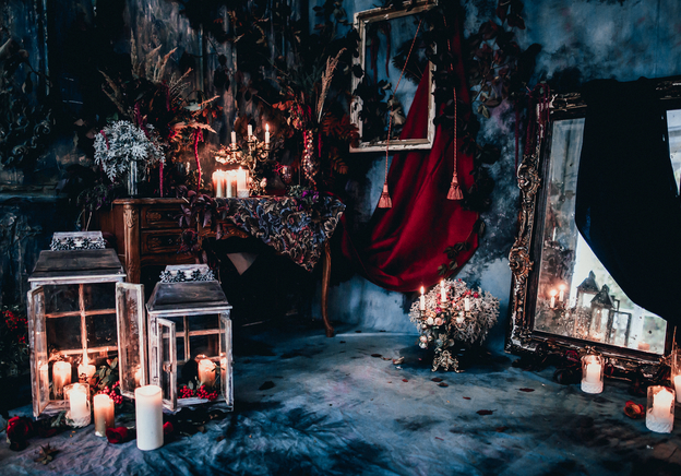 How to style your home in Gothic Drama