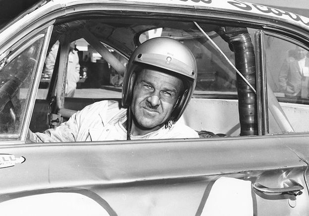 The black driver who made NASCAR history