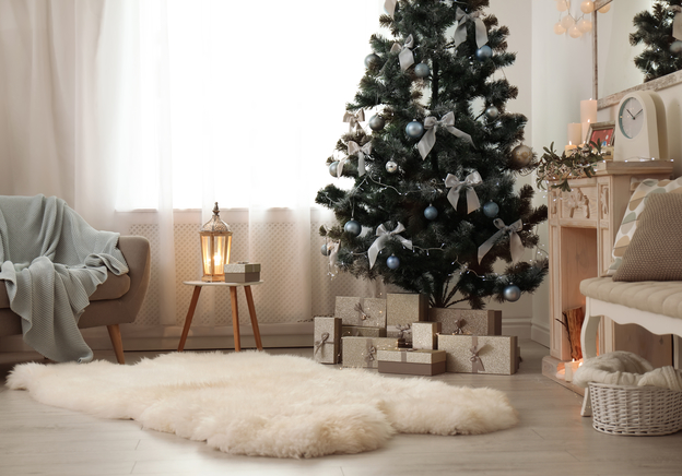 How to style your home for the winter holidays