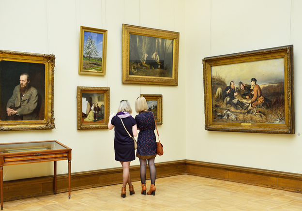 Expert Advice on How to Look at Paintings
