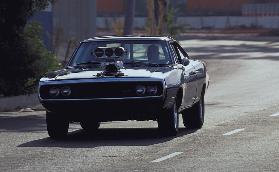 Top 10: Legendary cars in the movie