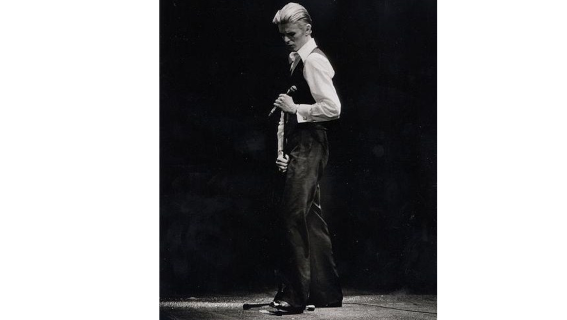 The Story Behind Some of David Bowie's Most Famous Personas