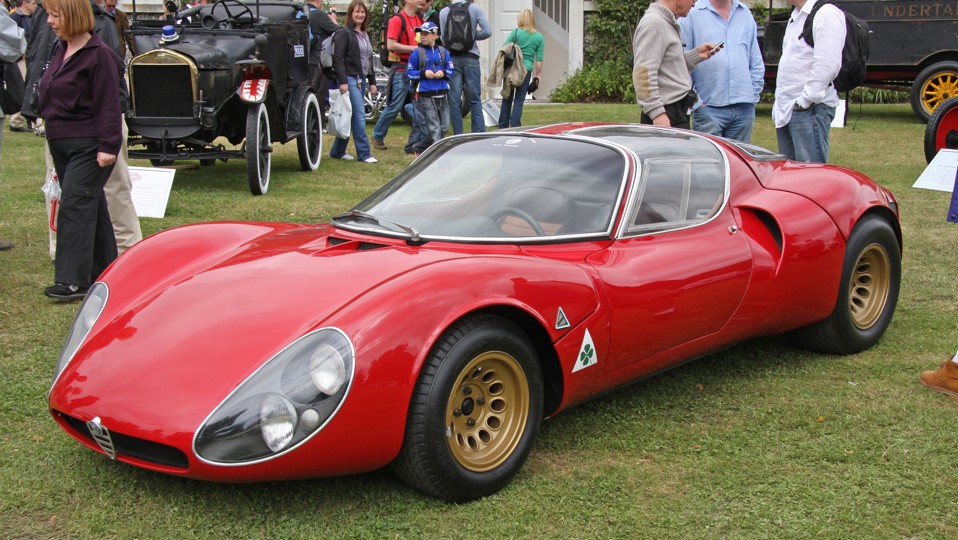 The Best Alfa Romeo Classics According To Our Expert Catawiki