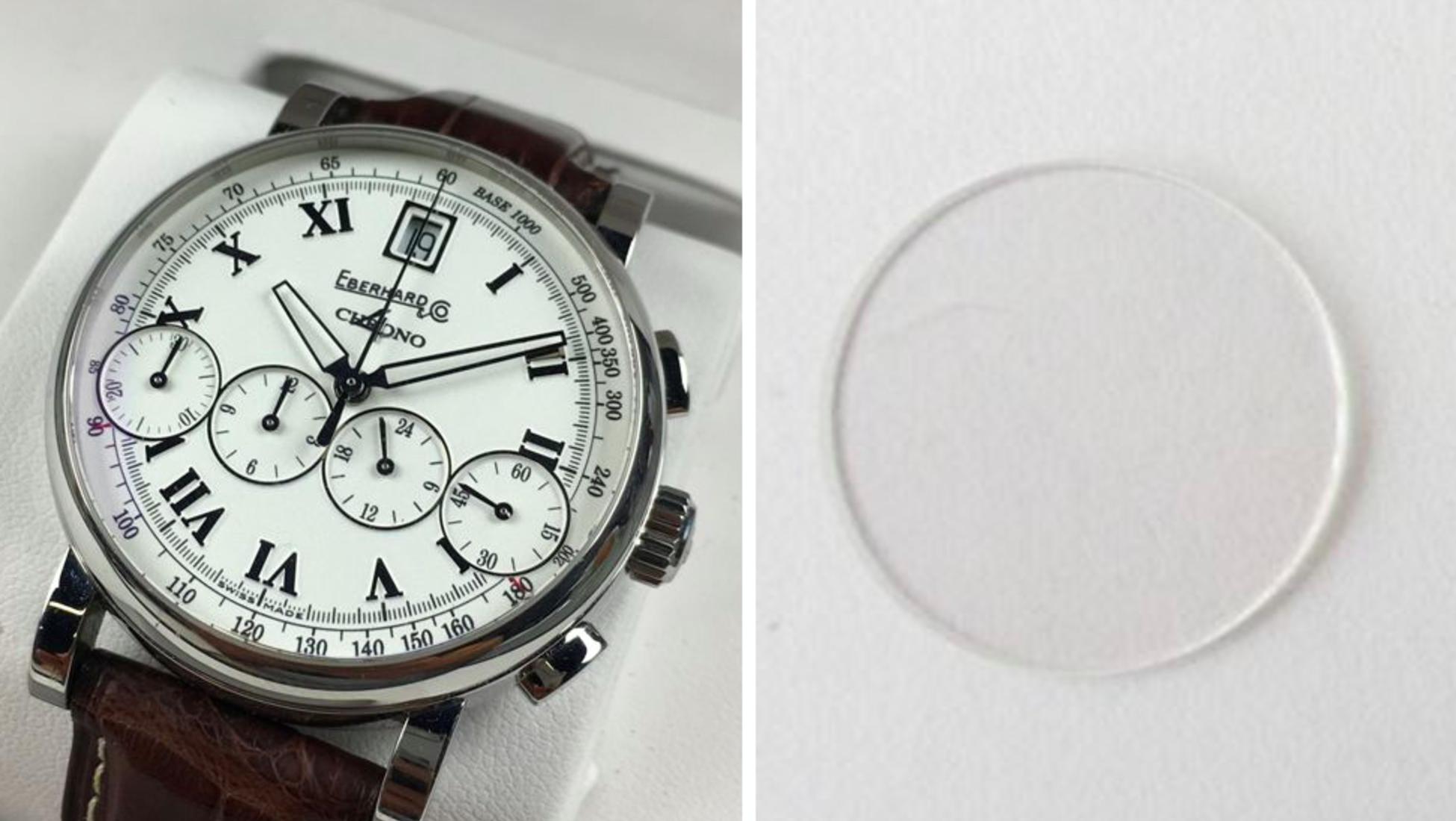 Glashelder: Hoe verschillende soorten glas je uurwerk