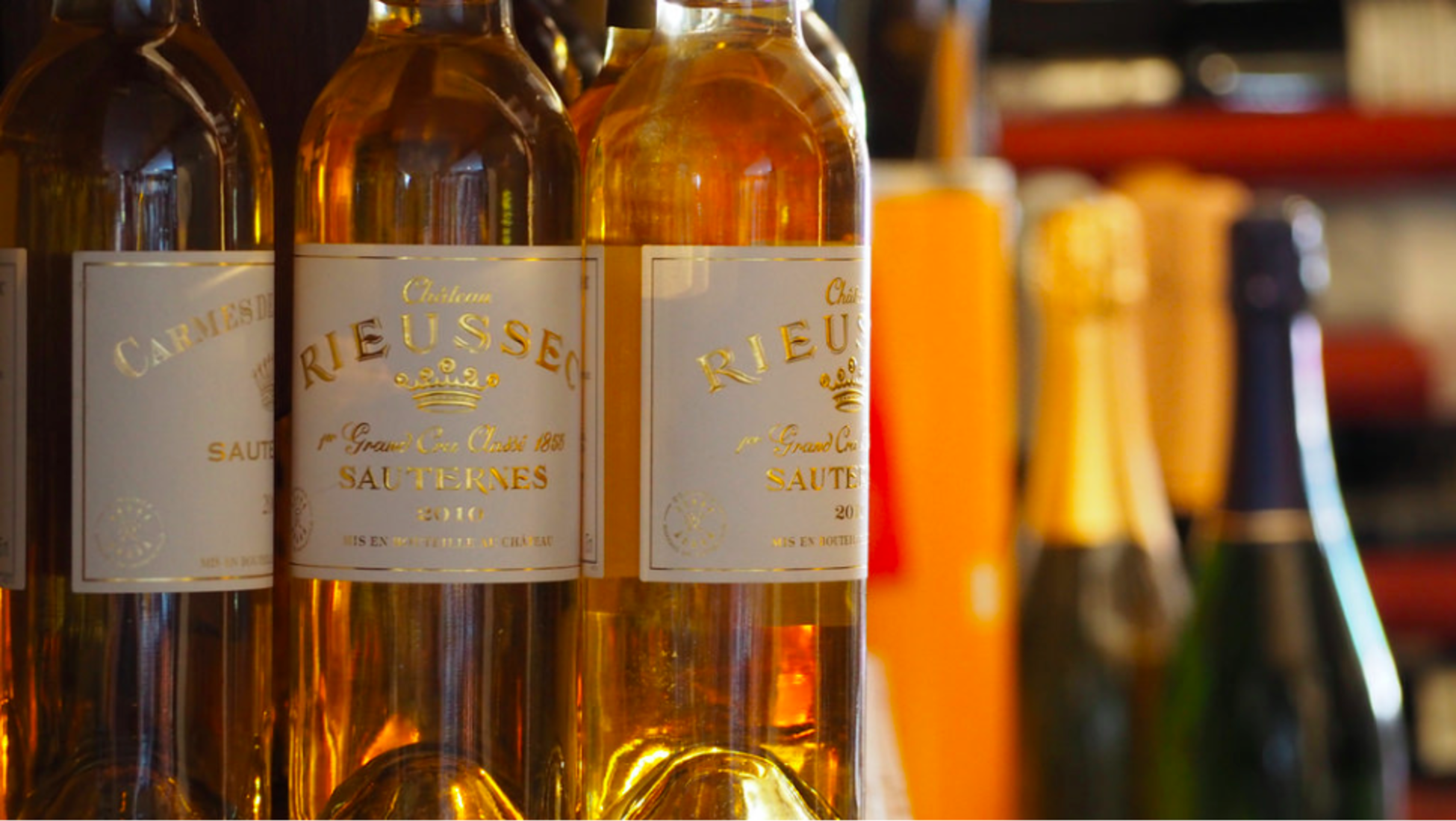 Let Us Introduce You To A Sweet White That Will Change Your Mind About Wines The Sauternes