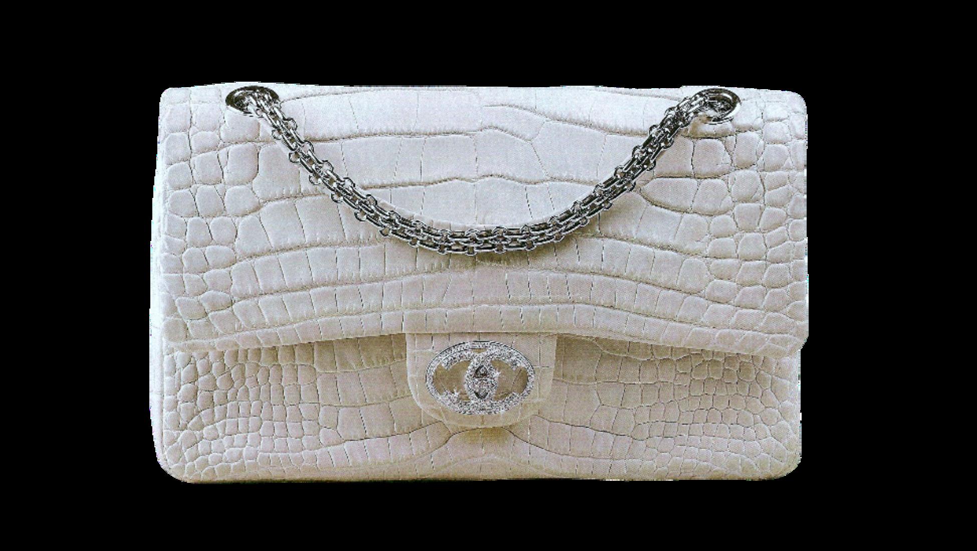 d906648bb4b Hermès Birkin Bag - Matte Himalayan Nilo Crocodile - € 396.966. Natuurlijk  kan de Hermès Birkin-tas niet een enkele keer voorkomen in deze top 10.