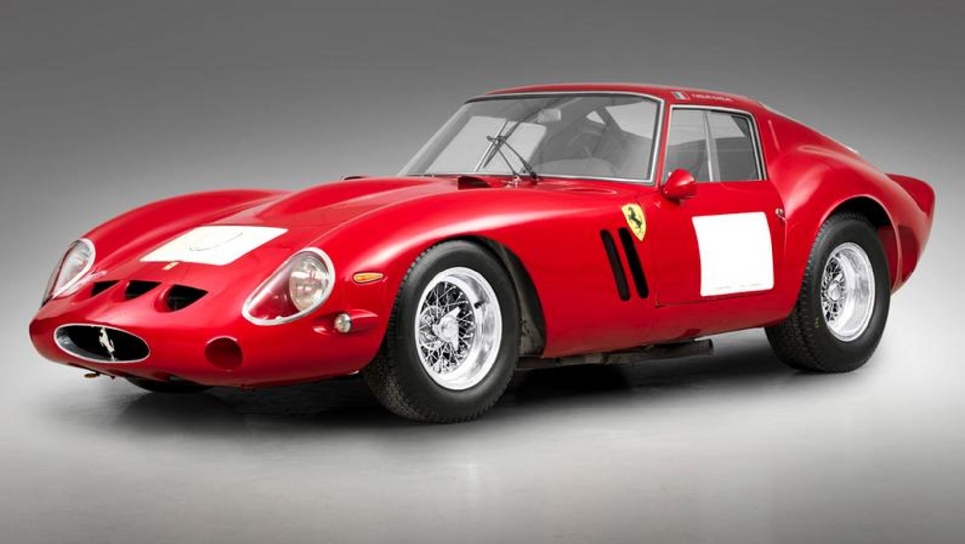 Top 5 Most Expensive Ferraris In The World Catawiki