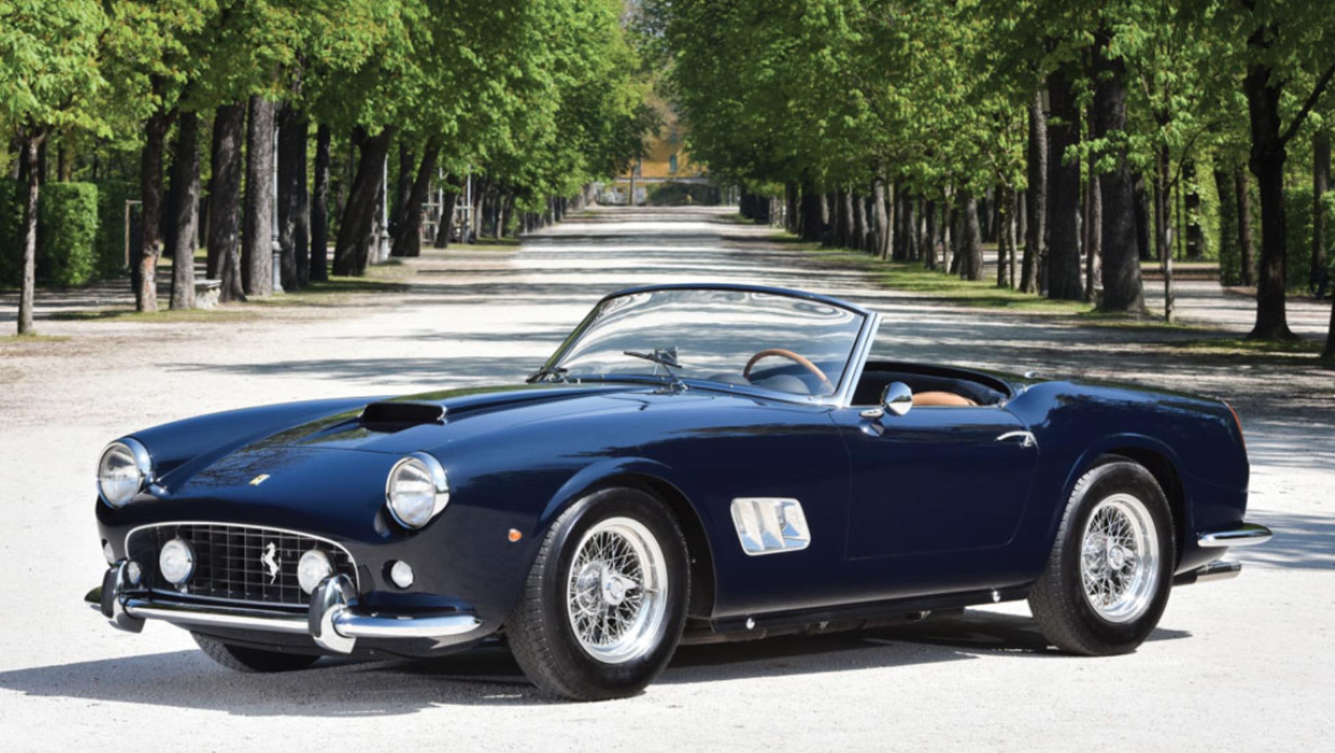 De 5 Duurste Ferrari S Ter Wereld Catawiki