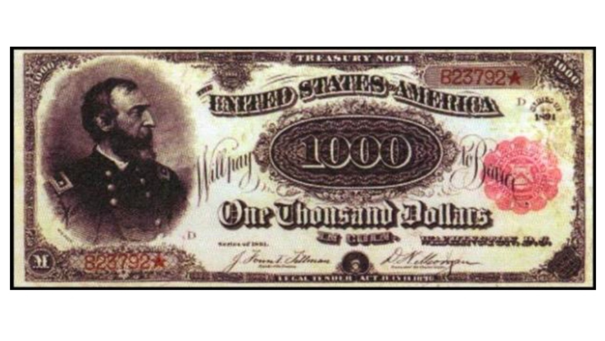Top 10 most expensive banknotes ever sold - Catawiki