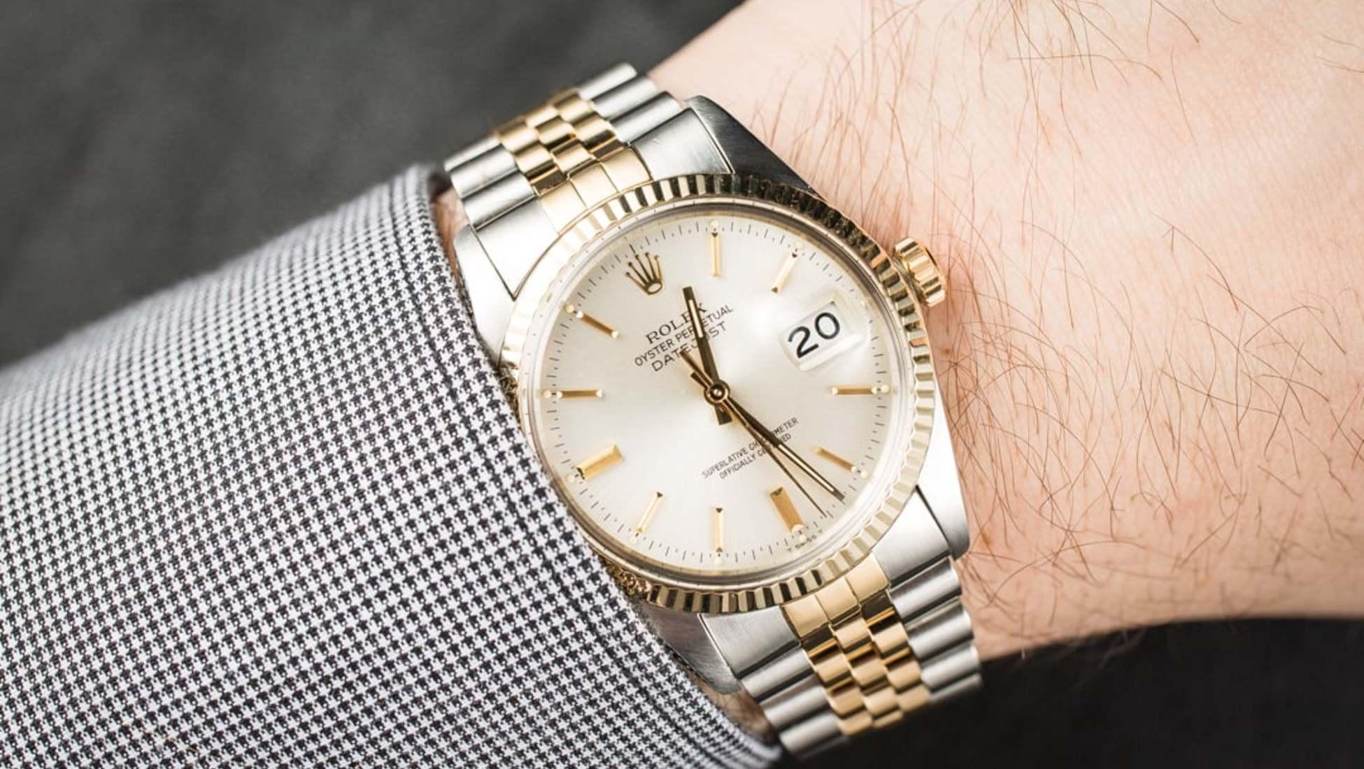 996499958bb Os melhores relógios Rolex para casais - Catawiki