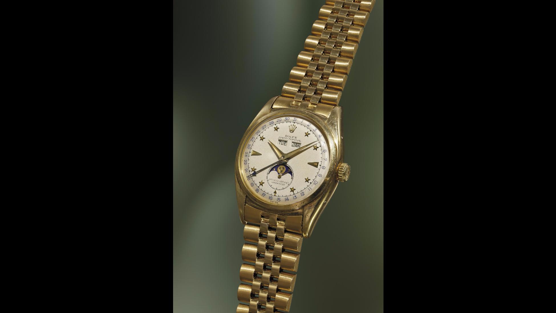 fb505612b9d 5 dos relógios Rolex mais excecionais alguma vez vendidos - Catawiki