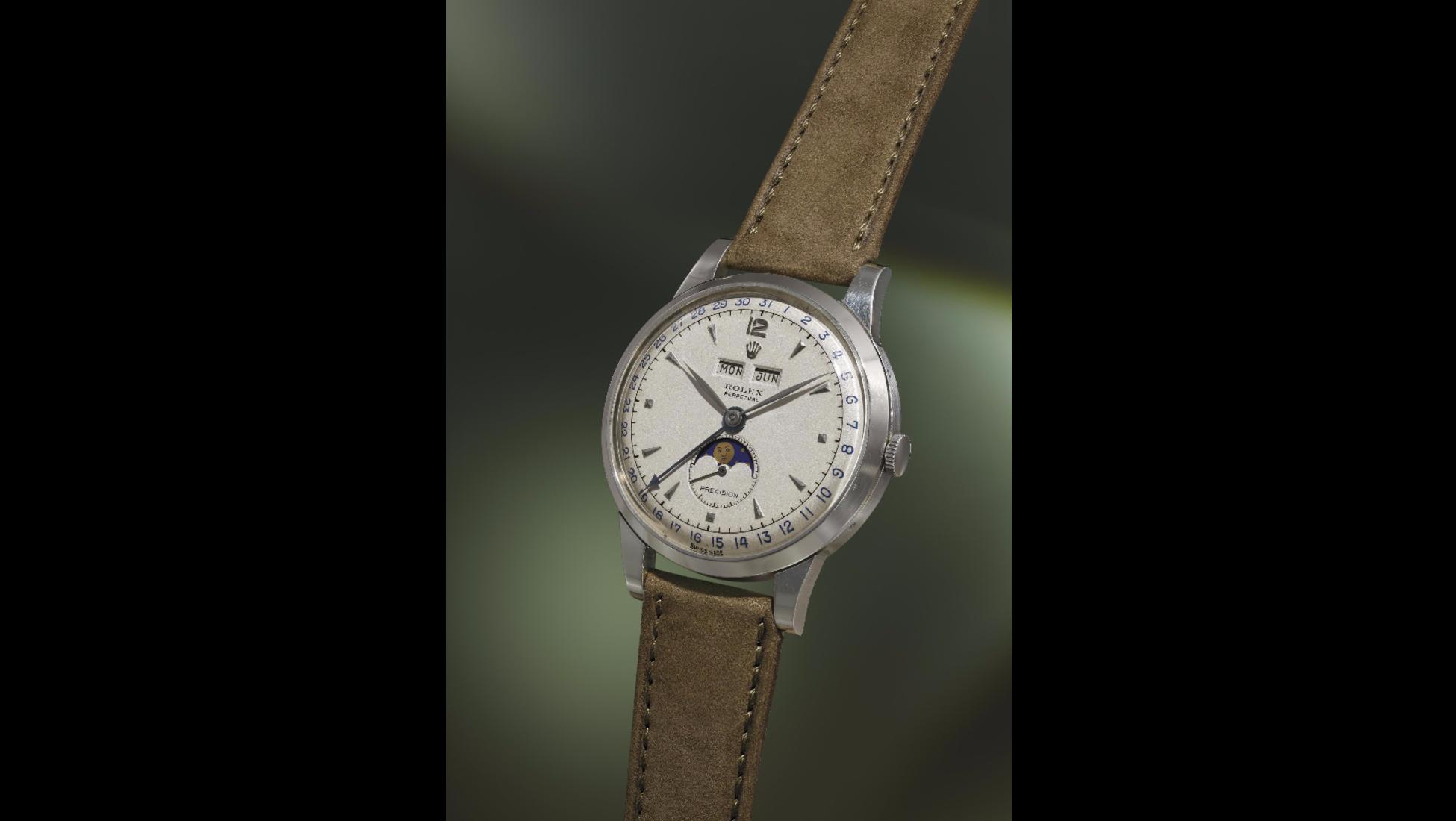 b98da4004330 5 de los relojes Roles más excepcionales jamás vendidos - Catawiki