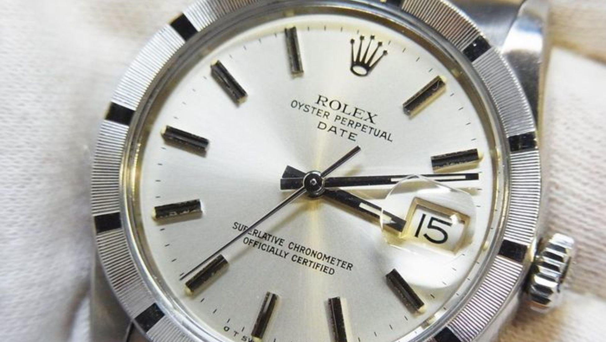 83ac416b68f Como comprar e vender relógios Rolex online sem sentir stress - Catawiki