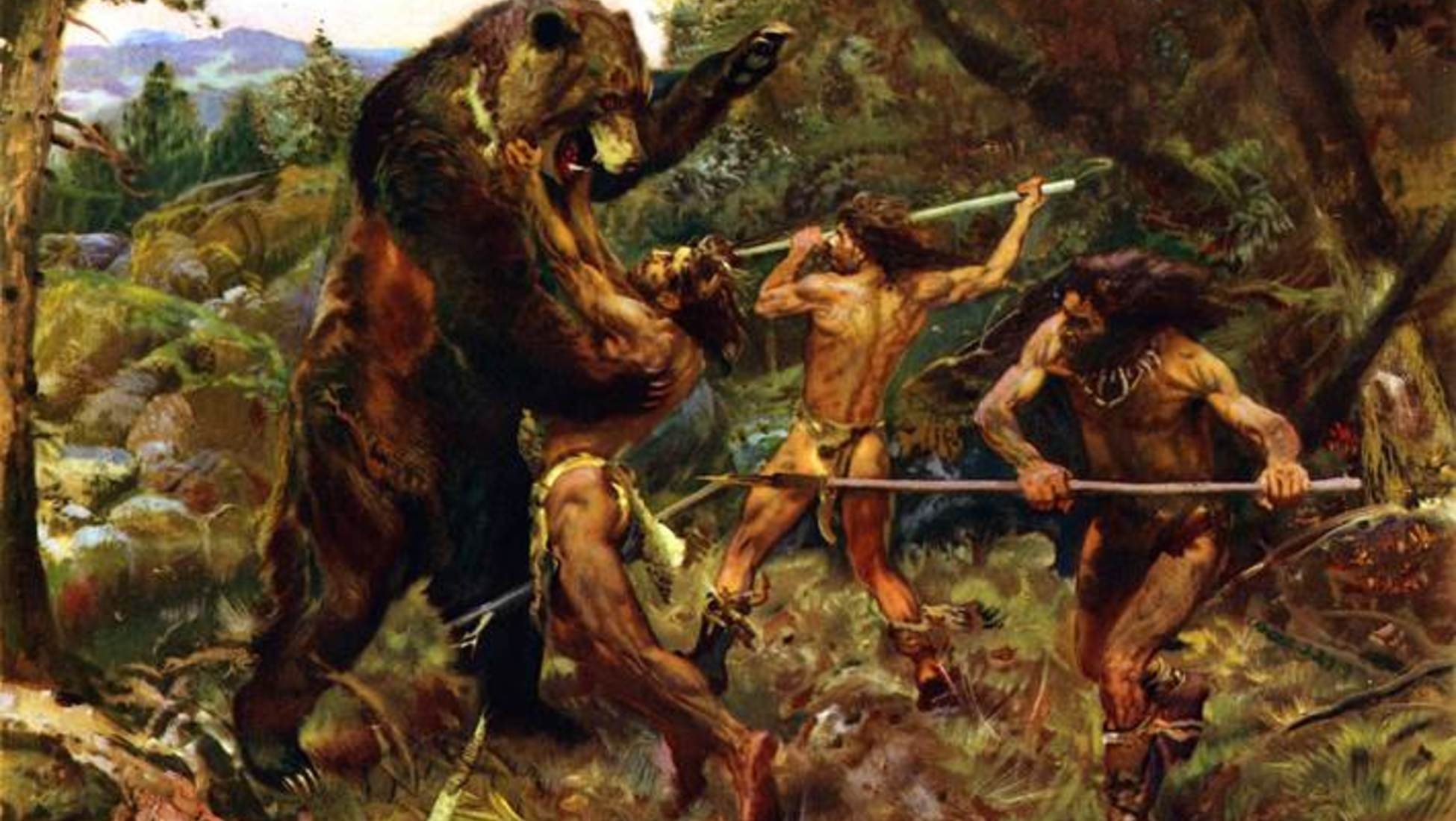 5 Things You Never Knew About Prehistoric Cave Bears Catawiki