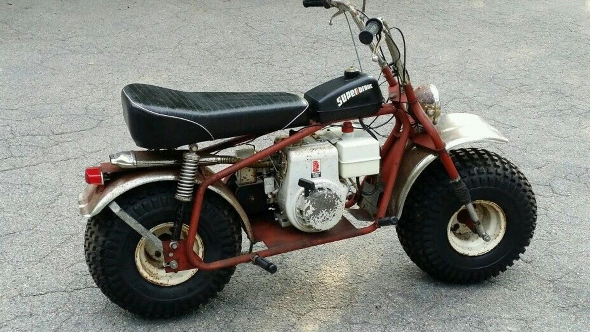 gosta das motos monkey estas s o 5 das mini motos mais pequenas do mundo catawiki. Black Bedroom Furniture Sets. Home Design Ideas