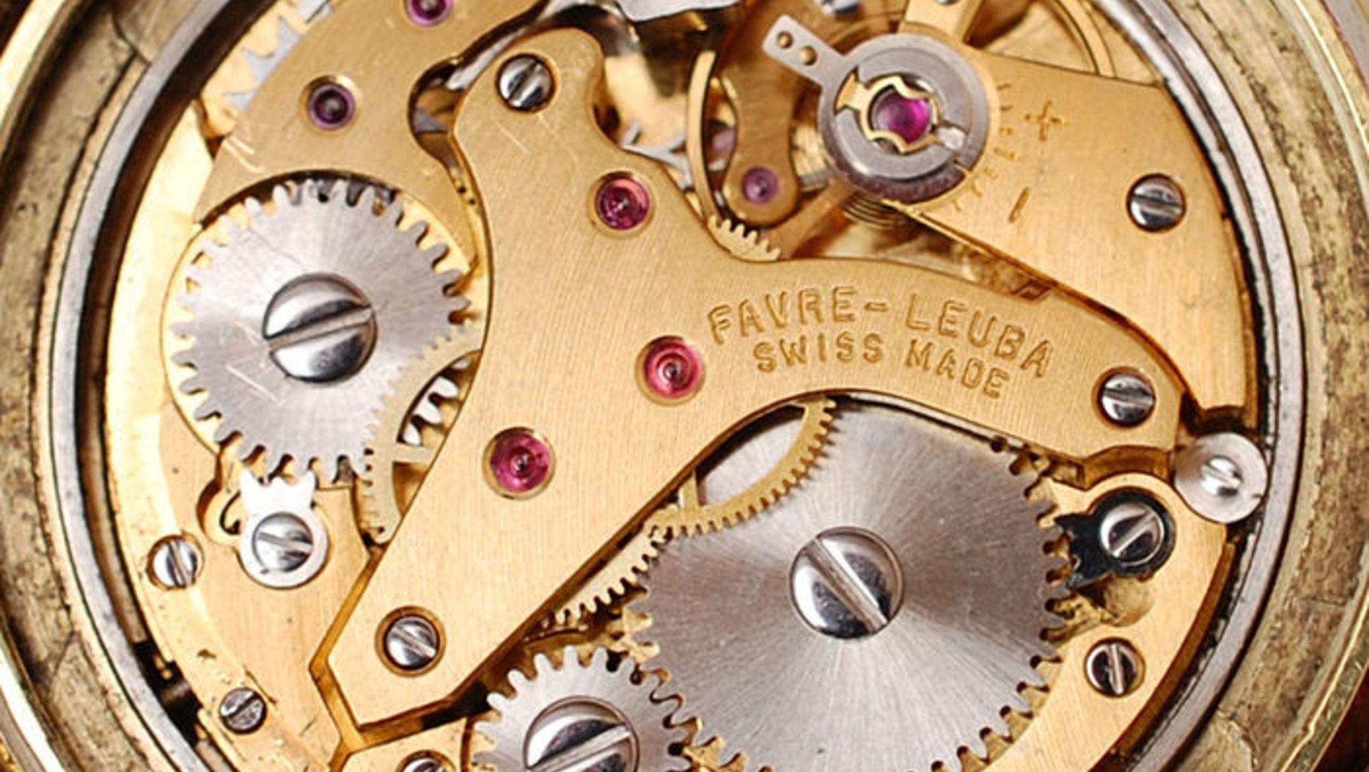 c6fe05711f7 Devido à crise registada na indústria relojoeira Suíça