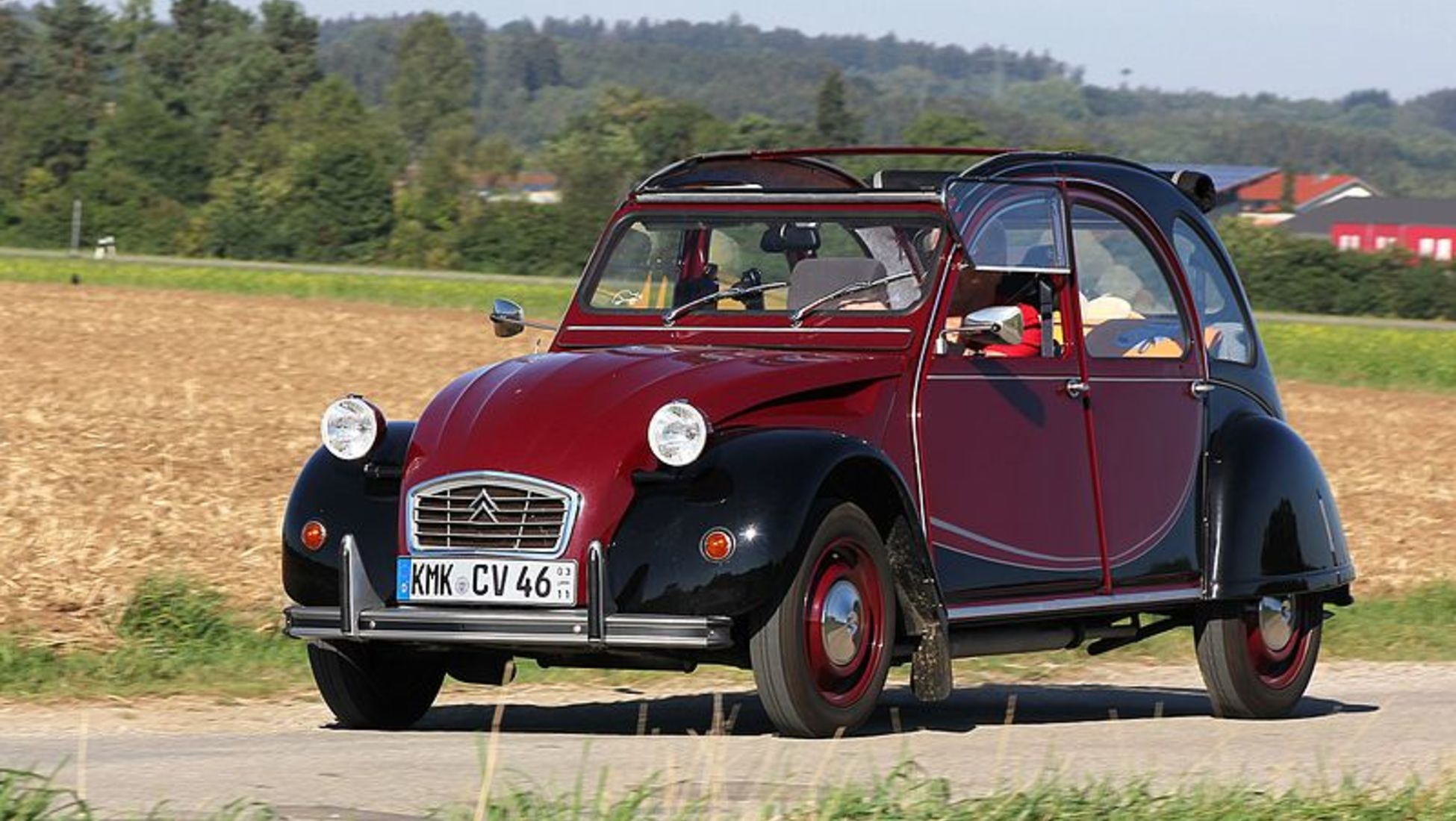 why the citro u00ebn 2cv is one of the most desirable cult cars