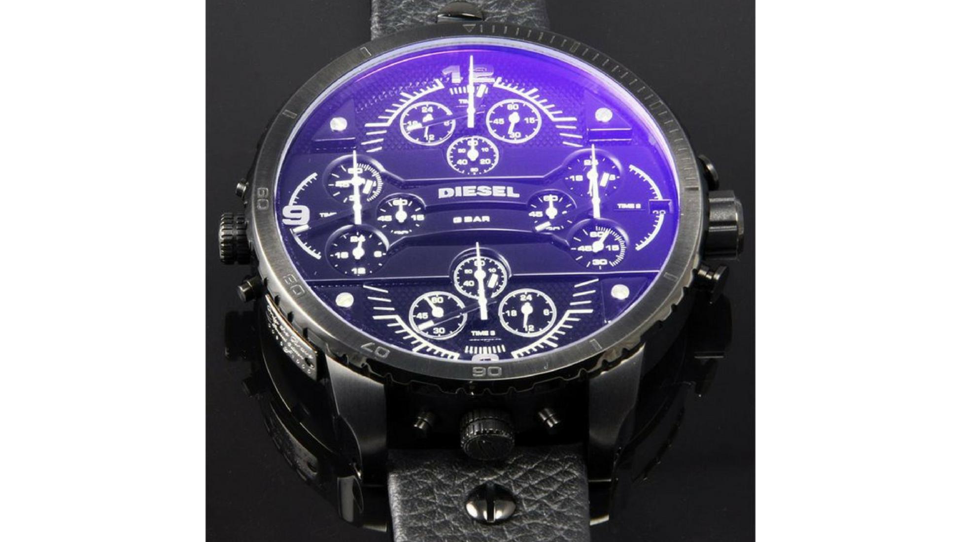 I 5 orologi da polso pi grandi catawiki for Orologi grandi dimensioni