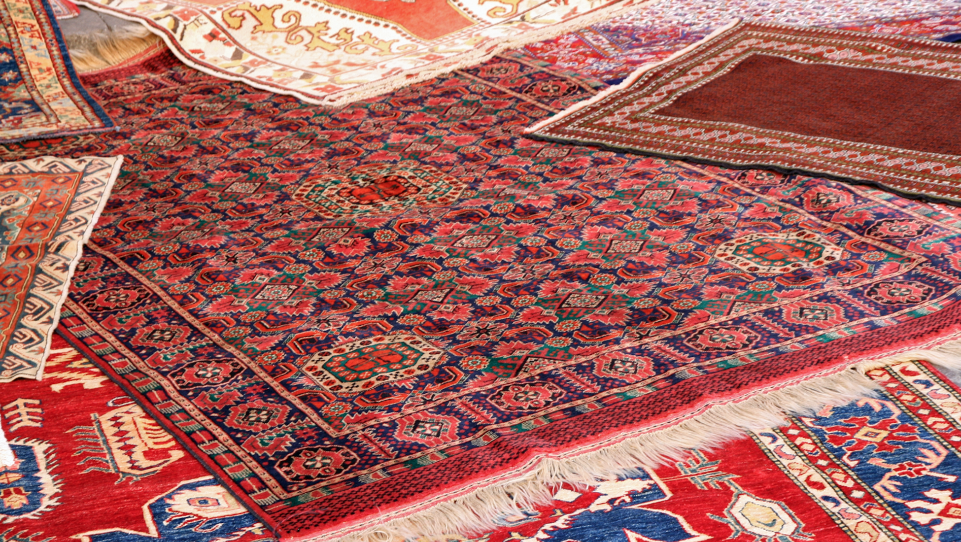 How To Determine The Value Of Your Oriental Rug Catawiki