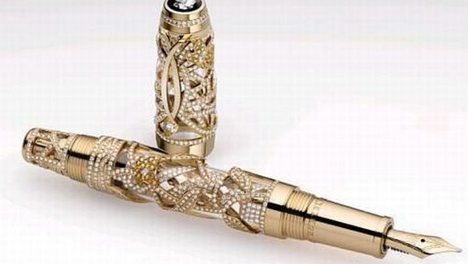 The Most Expensive Pen in the World 69