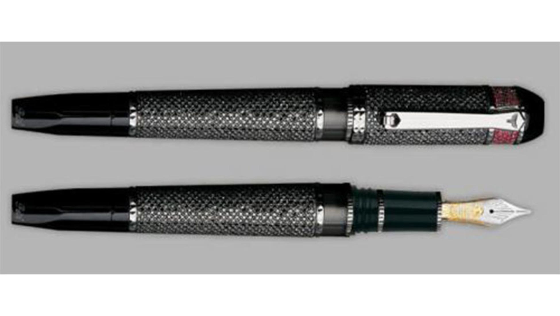 Así que aquí tienes los 10 bolígrafos y plumas que más caros se han  vendido. ¿Te han inspirado para comprarte tu propia pluma de lujo  287b847534bd