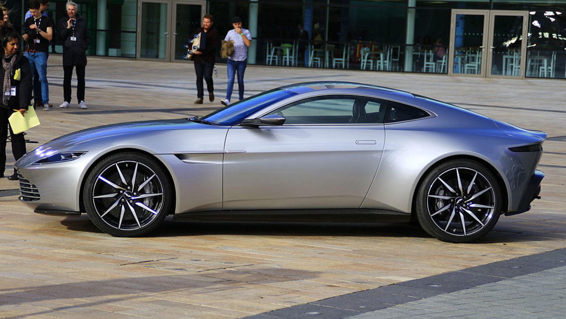 Aston Martin Und James Bond Ein Traumpaar Catawiki