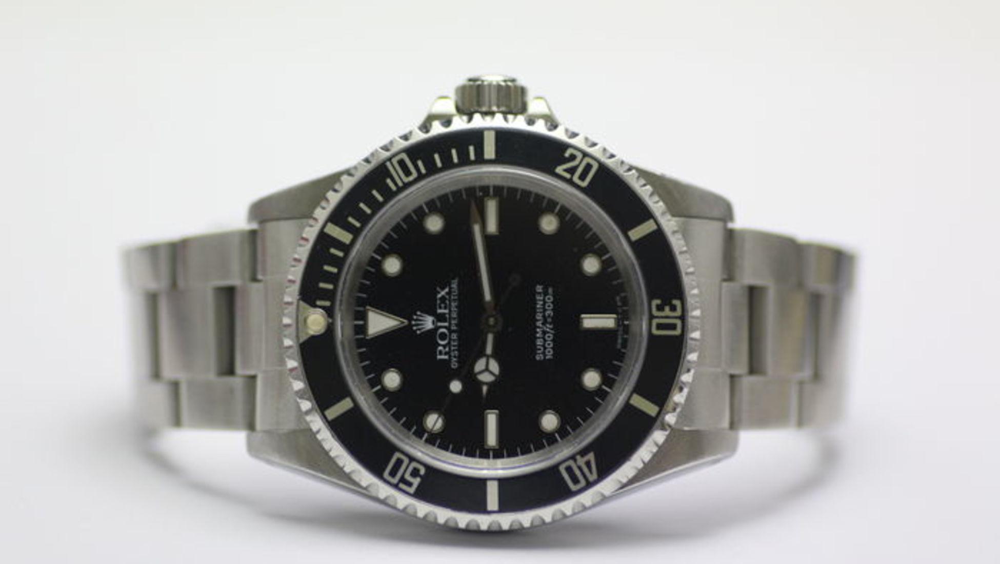 Marche di orologi da polso uomo