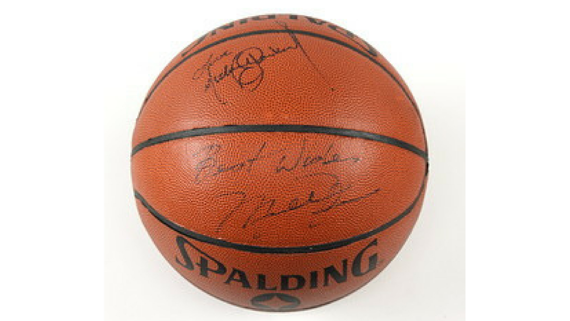 quality design 5e3c3 68b95 ... how to dance and Jordan shows Jackson how to play basketball. The ball  is signed by both, making it even more special. In 2010 it went up for  auction ...
