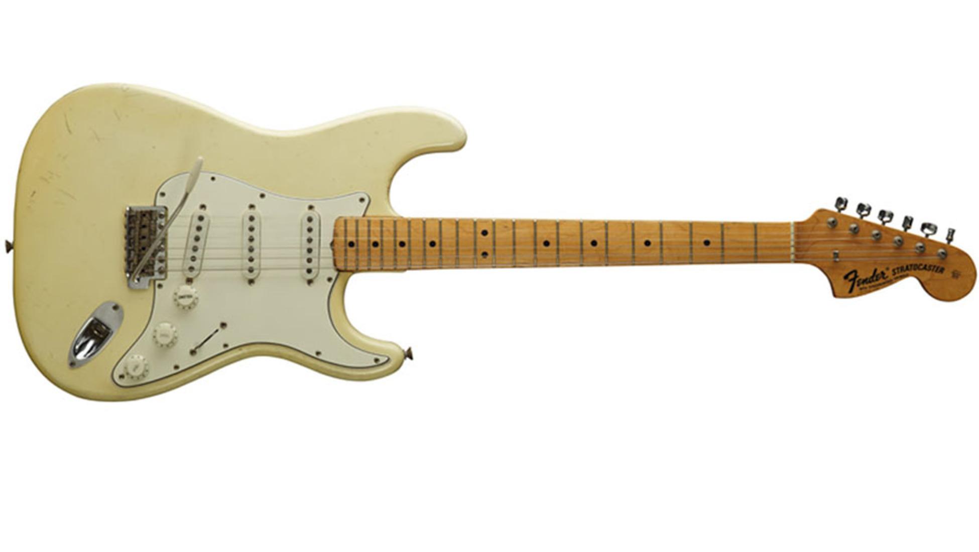 gitar termahal di dunia