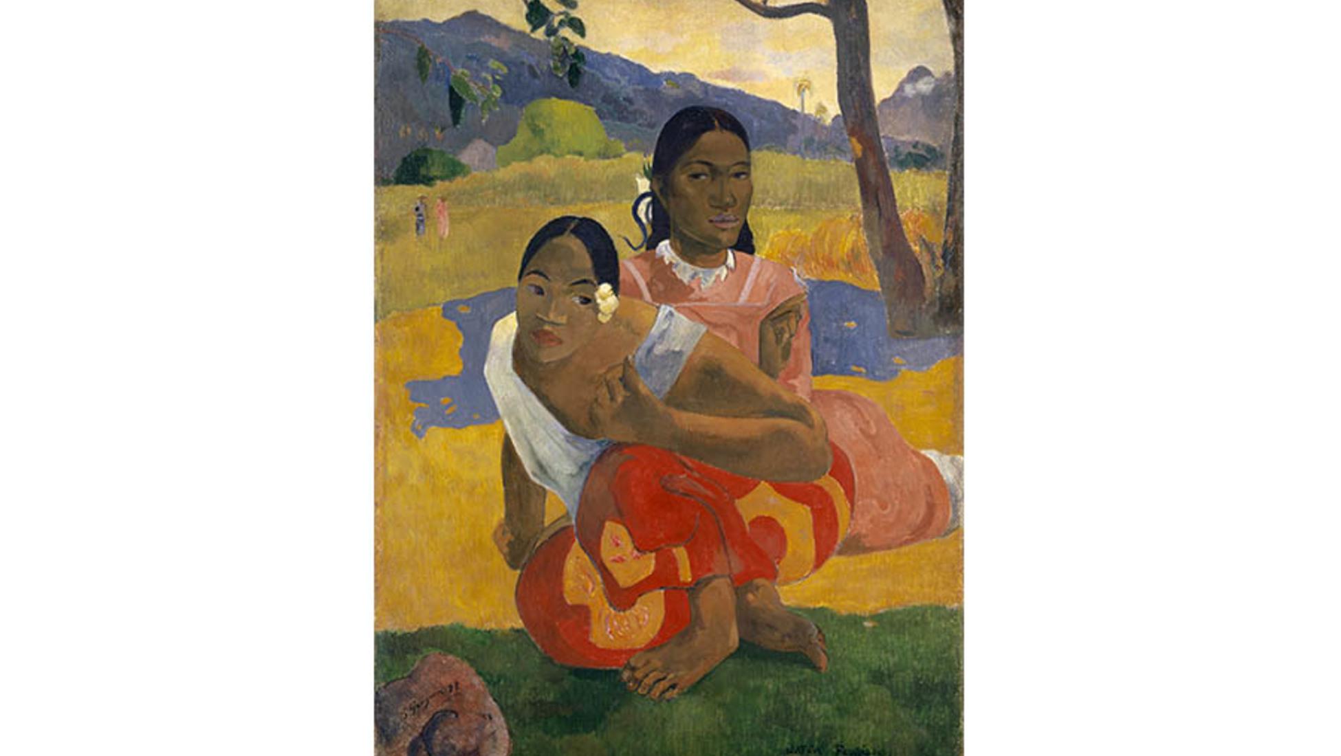 Verket såldes för 162 miljoner euro till en samlare i Qatar. Med tanke på  att Gauguin är en av modernismens grundare bb21665e8fc7e