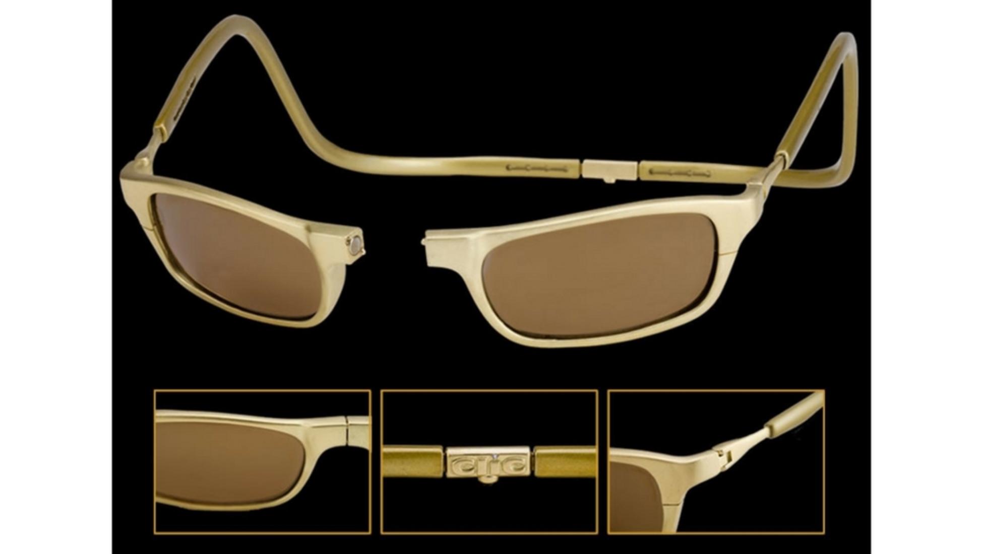 c59923ba836a This time the job was to create the most expensive sports sunglasses ever  made. Their masterpiece is handmade and each of the 100 produced required  almost ...