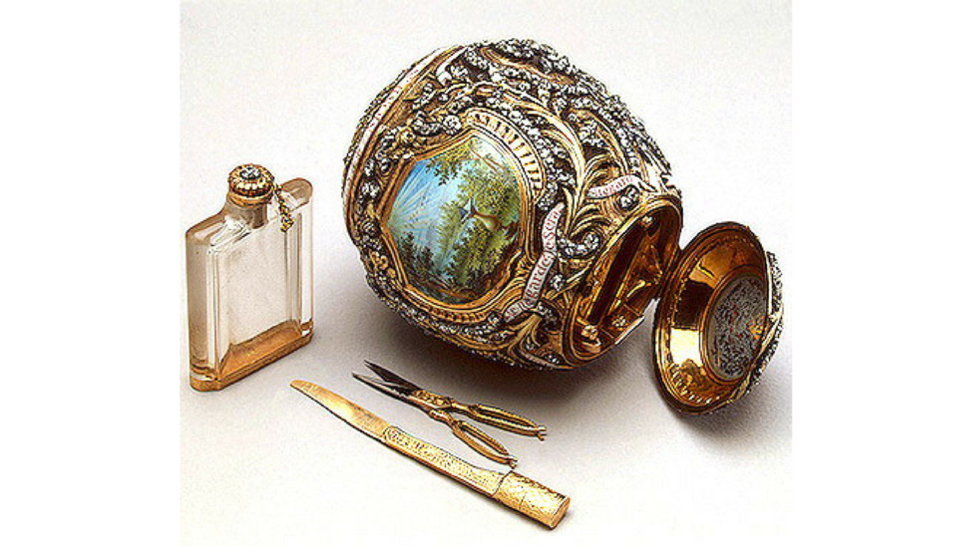 Famous Russian jeweler Carl Faberge: biography, creativity, memory. Faberge eggs 69