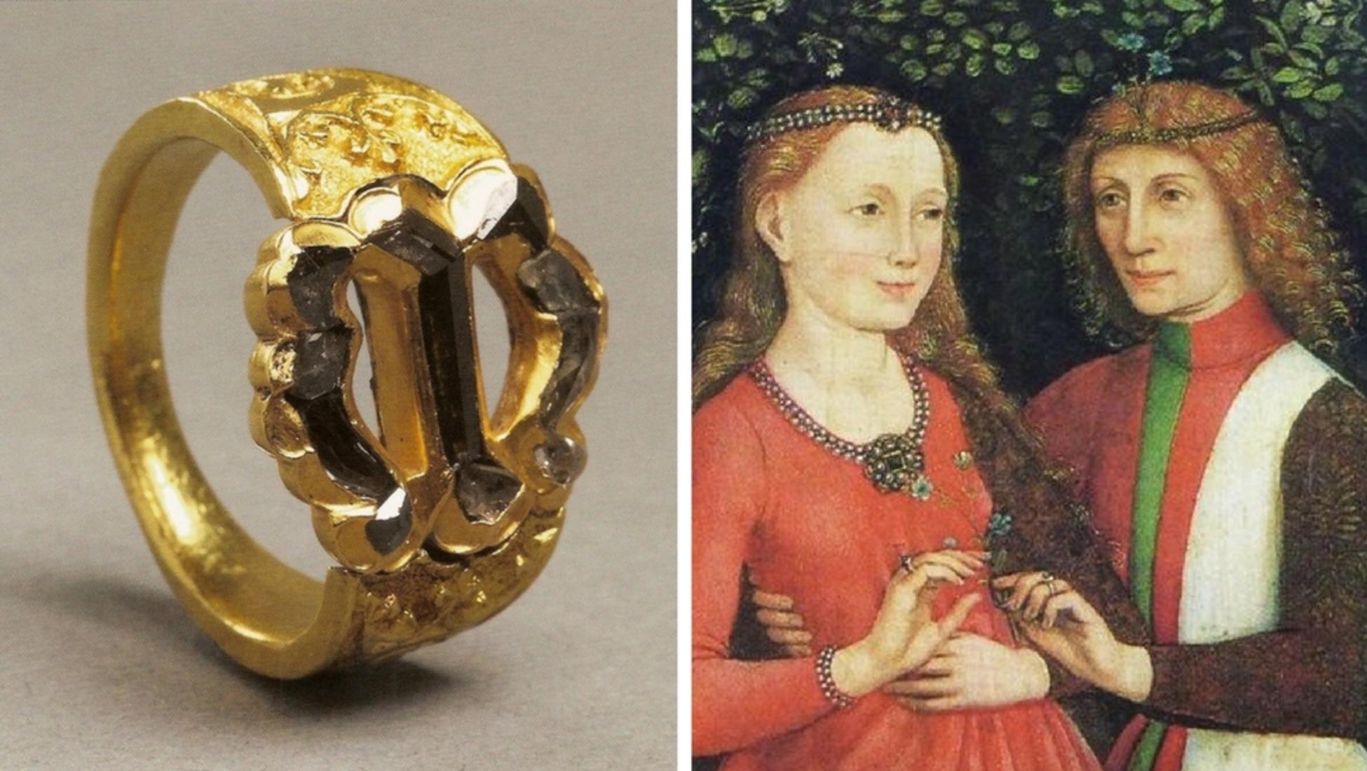 Verlobungsring Tradition | Wie Kam Es Dazu Dass Der Diamant Verlobungsring Tradition Wurde