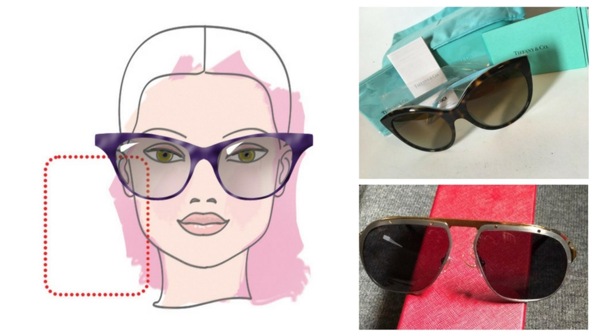 2c8c081f512a1 Os melhores óculos de sol para um rosto quadrado são aqueles que irão  suavizar as fortes linhas naturais do rosto e fazer com que o rosto pareça  mais longo