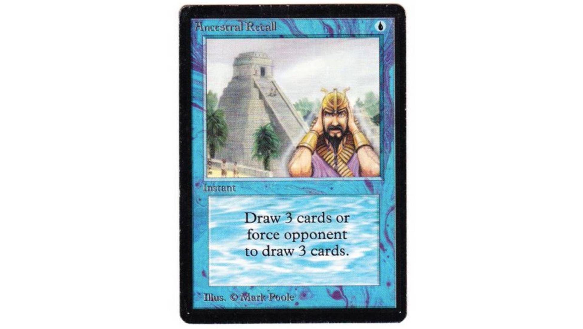 La potenza di questa carta è il motivo per cui è posizionata al 4° posto  delle carte più costose del mondo di Magic  l Adunanza. 883c934601f0