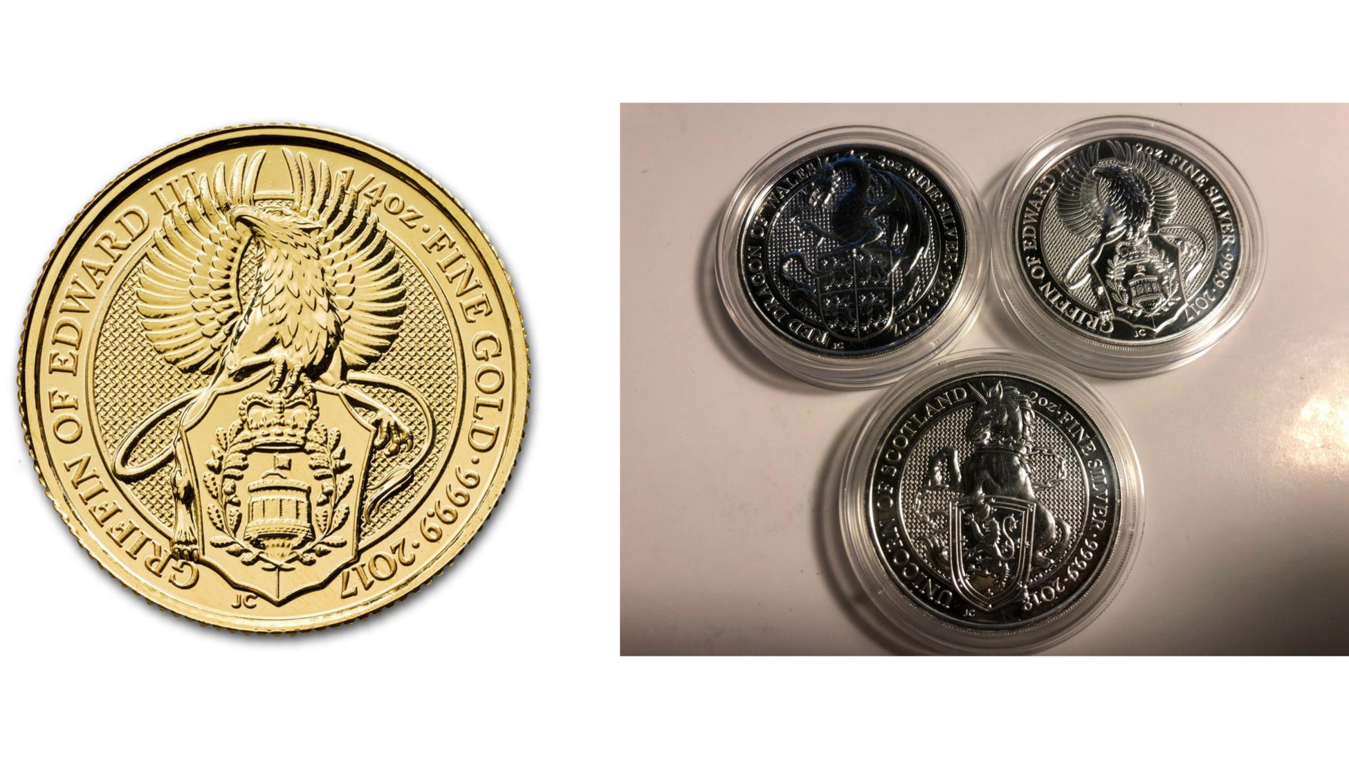 Königin Elizabeth Ii Diese Besonderen Münzen Erzählen Von Der