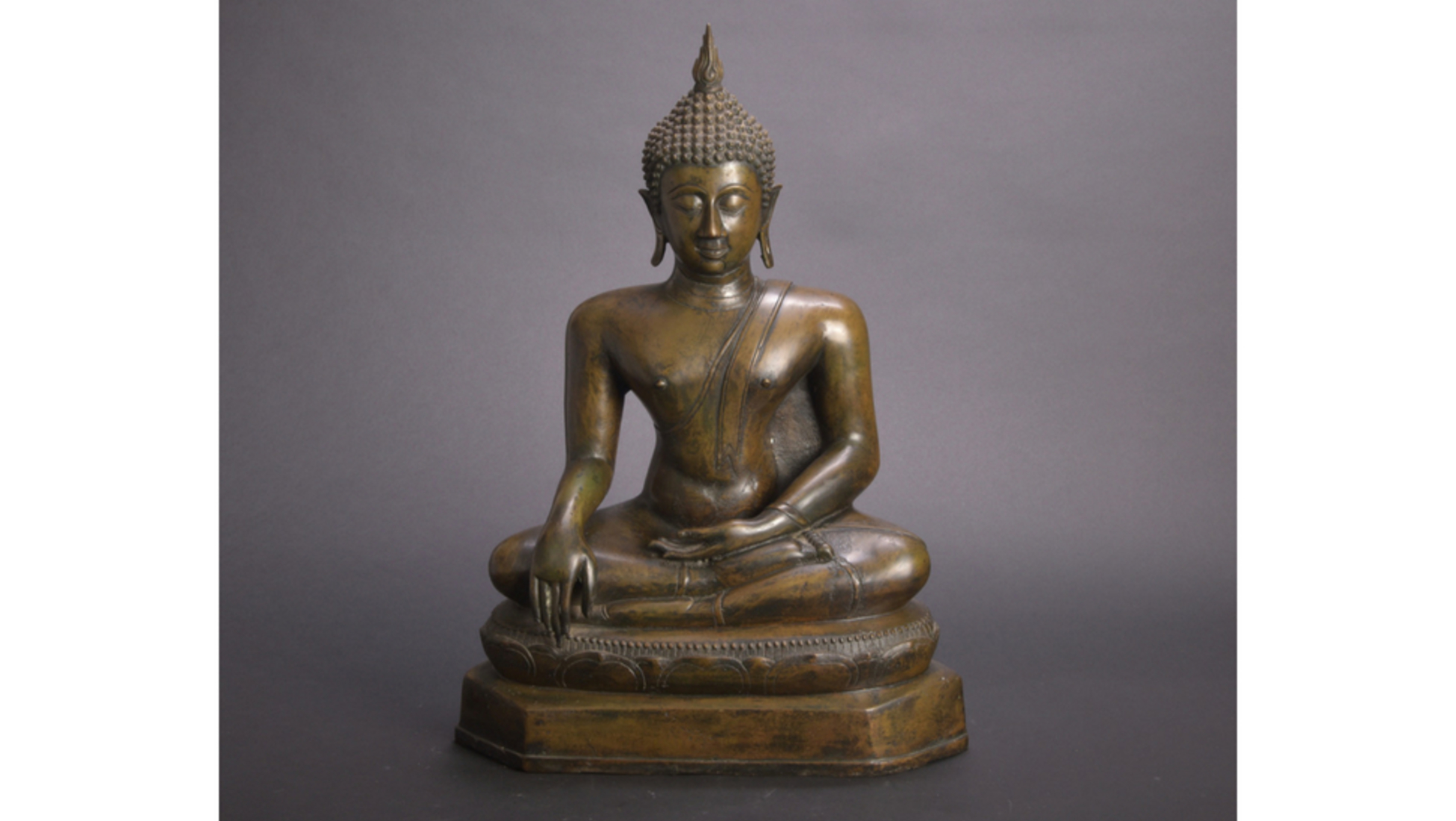 Buddha Figure Bronze