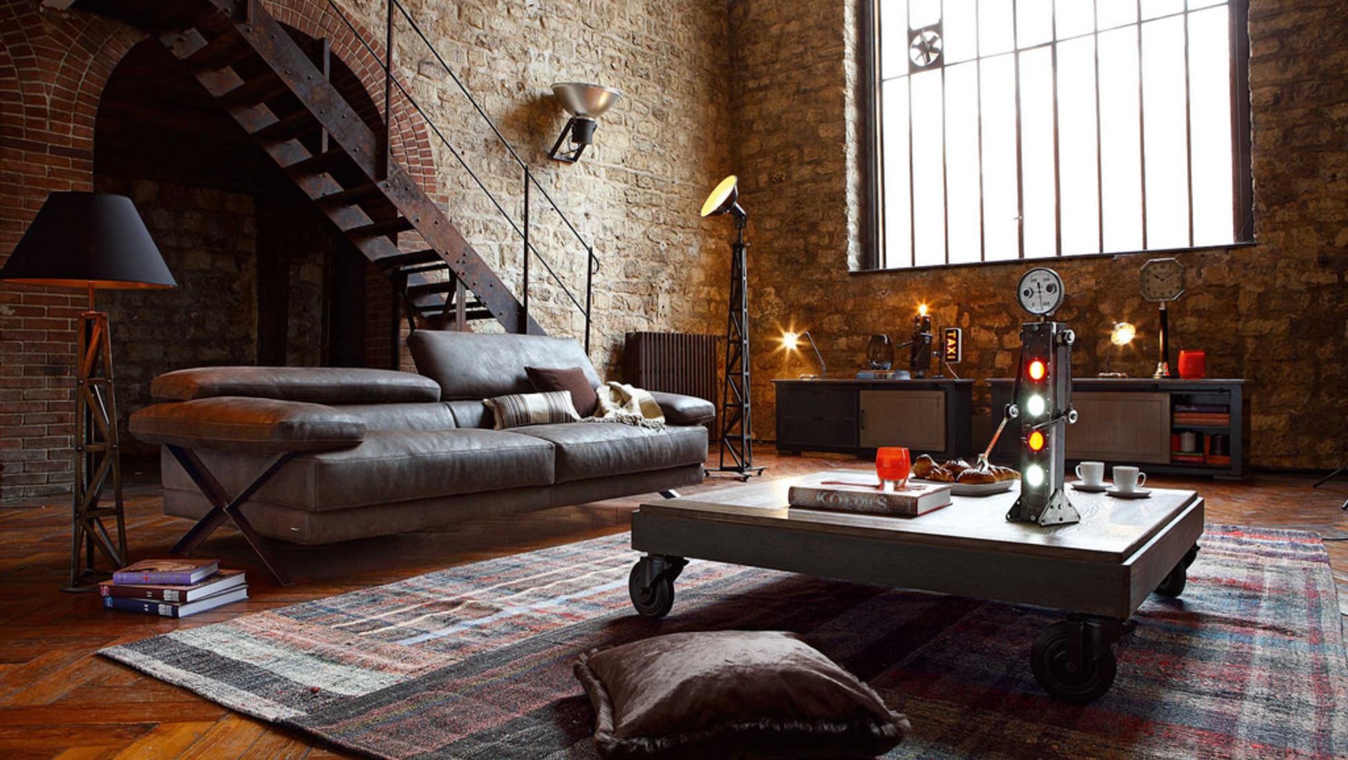 Inspiratie uit de fabriek: 5 items om een industrieel interieur te ...