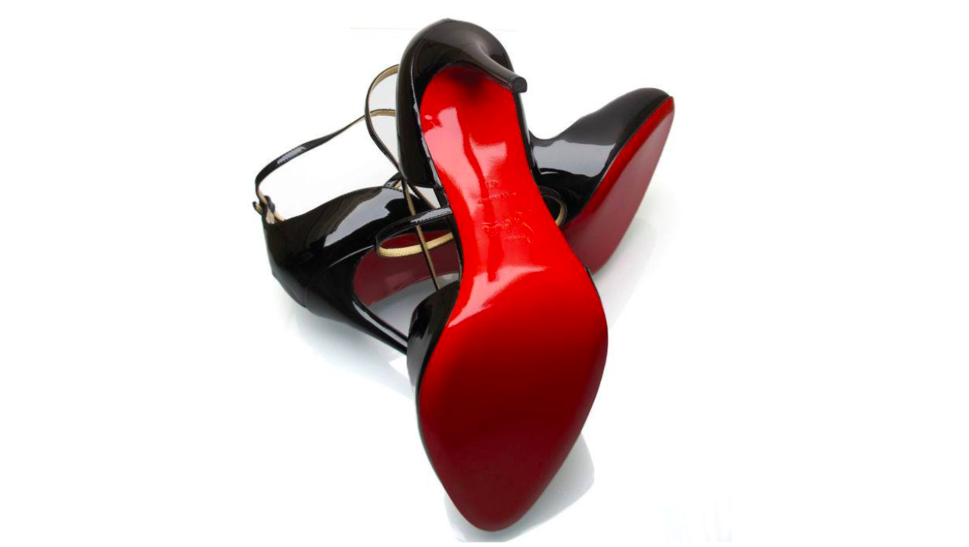 b4ccfa2d5c6 The Secret Behind the Red Soles of Christian Louboutin - Catawiki