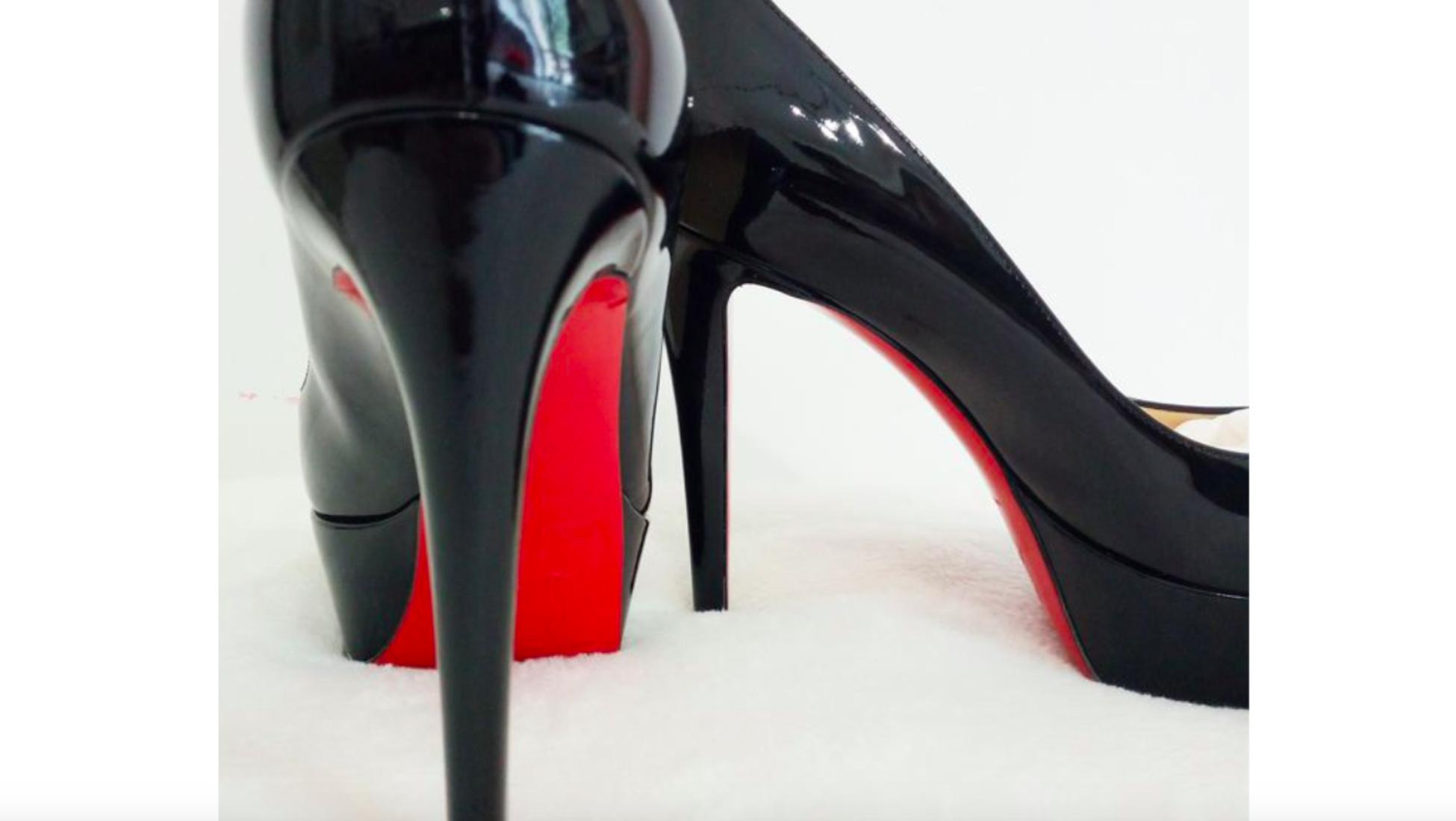 best loved 61496 0921e Il segreto delle suole rosse delle calzature di Christian ...