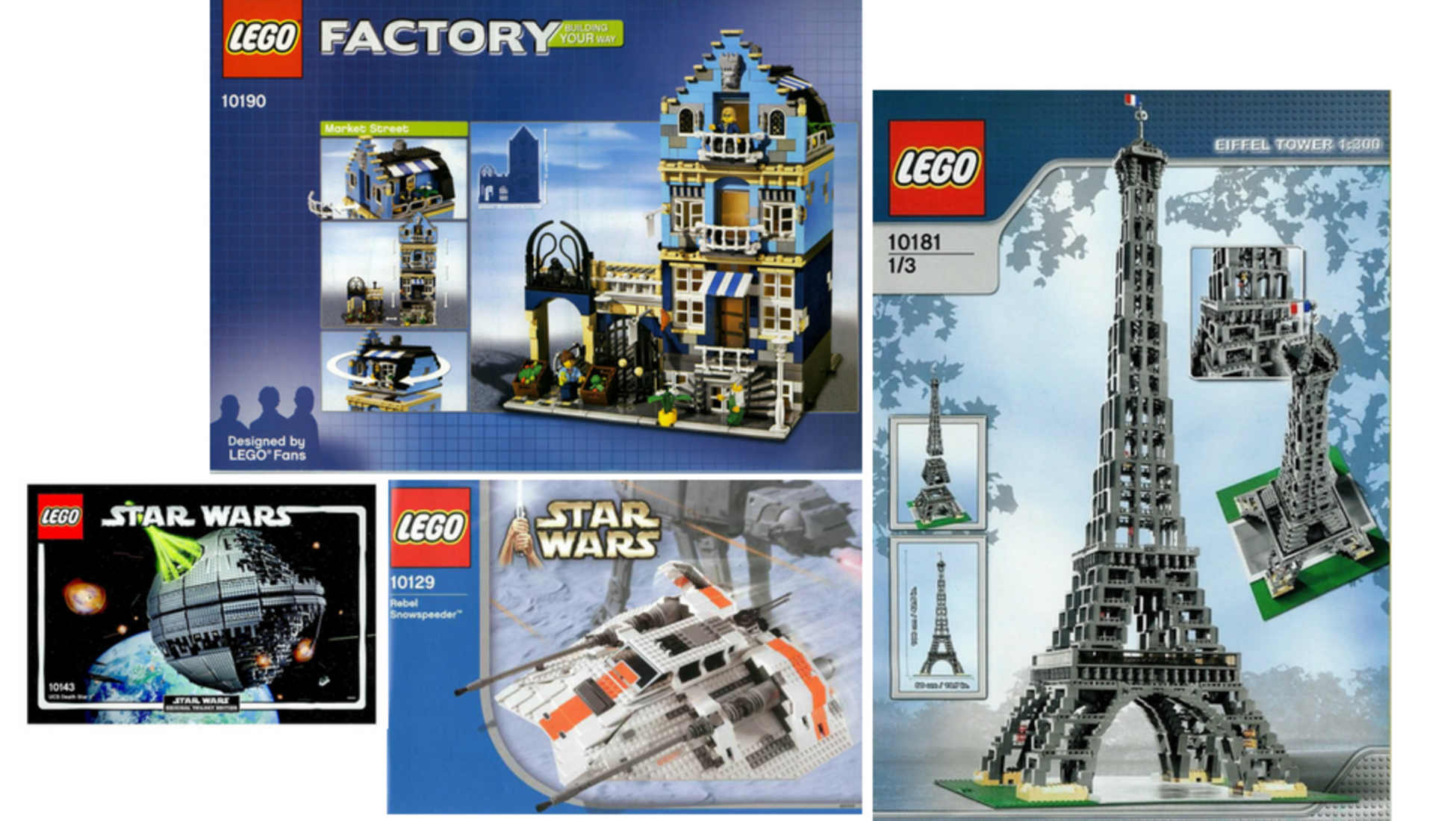 Top 10 Most Expensive Lego Sets Catawiki
