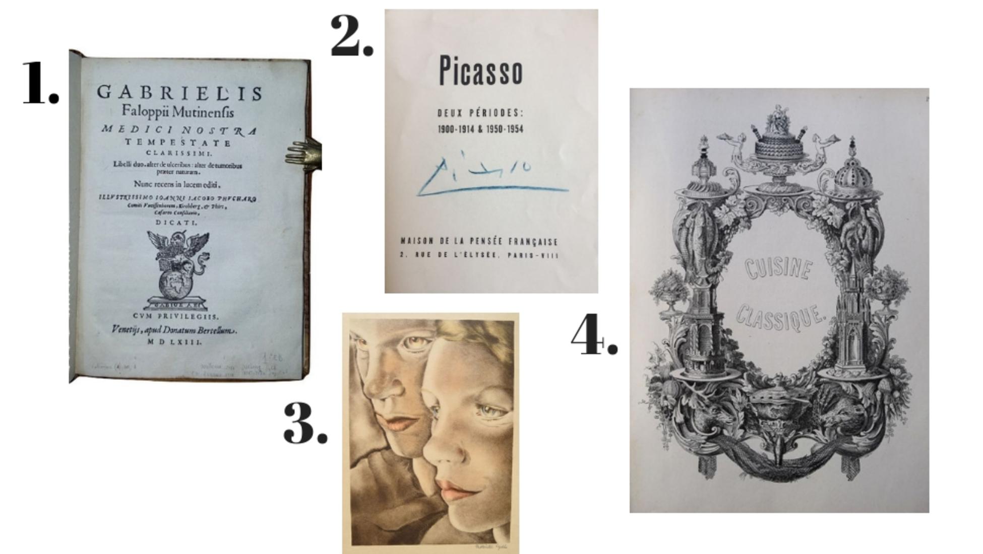 d0f6fe80adbc Lo más destacado de las subastas de libros y cartografía de esta ...