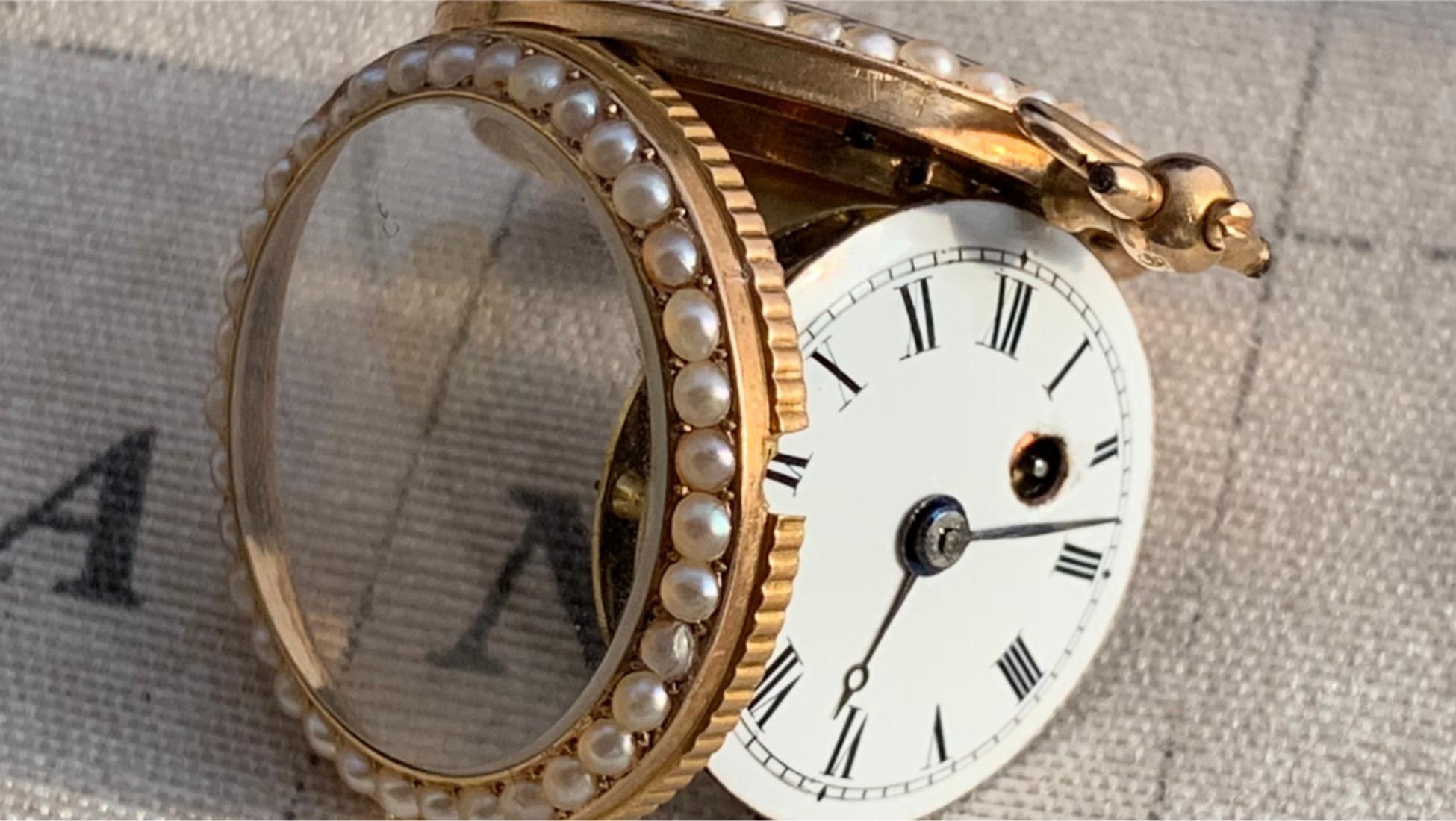 a38385bd1b48 Observar cómo mi hermano reparaba relojes de bolsillo me animó a comprar