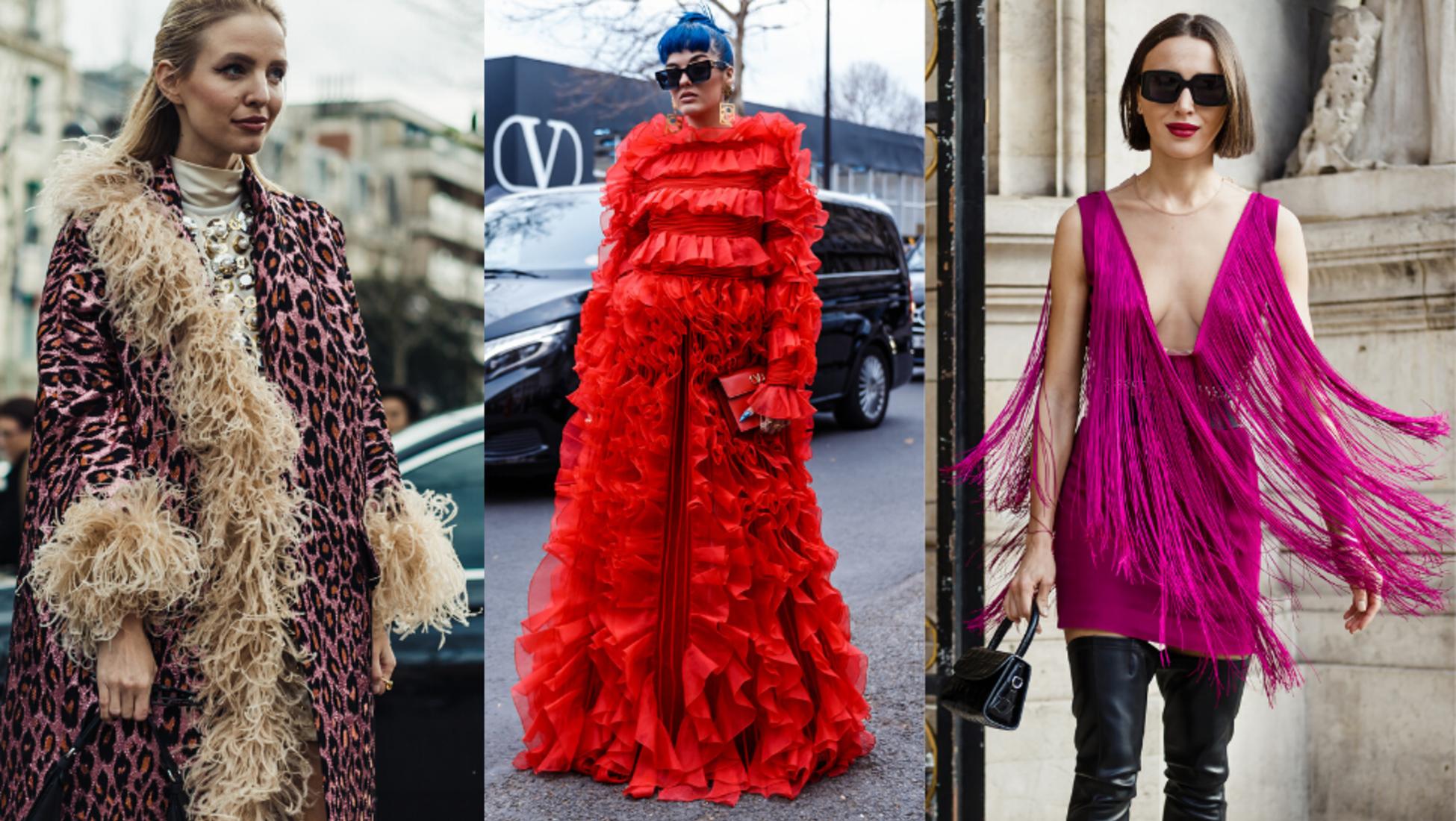 Мода весна-лето 2020: основные тренды | 1100x1950