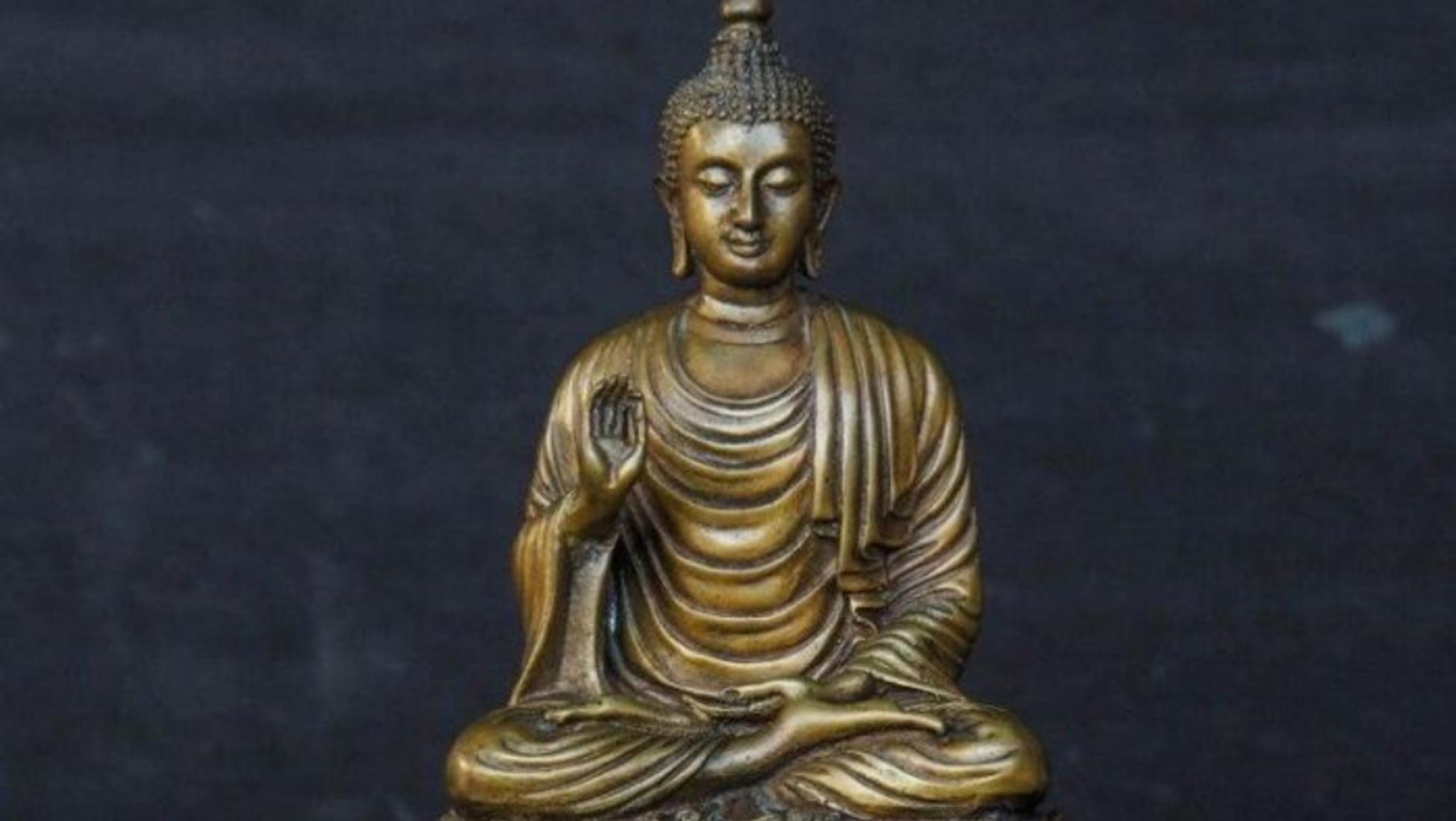 Bouddha Rieur Signification Position la signification de la position des mains de bouddha - catawiki
