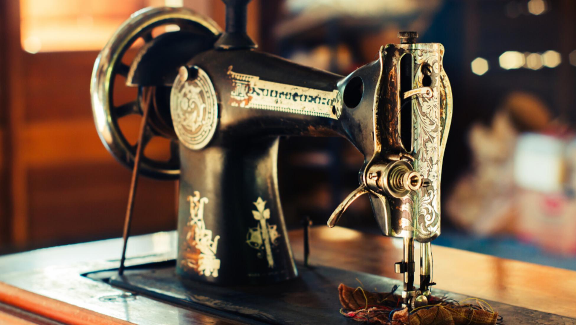 Machine A Coudre Ancienne comment connaître la valeur de votre ancienne machine à